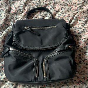 Liz Claiborne black backpack